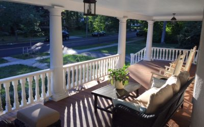 Deck Railing Styles: An Overview