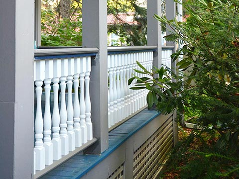 S&L Spindles Outdoor Wood Products - Deck Railings & Balusters
