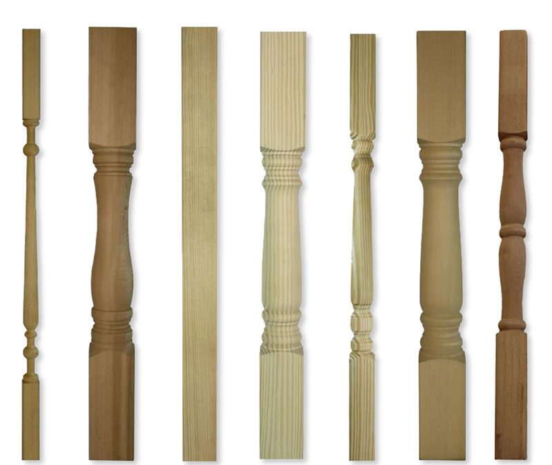 Spindle Styles and History
