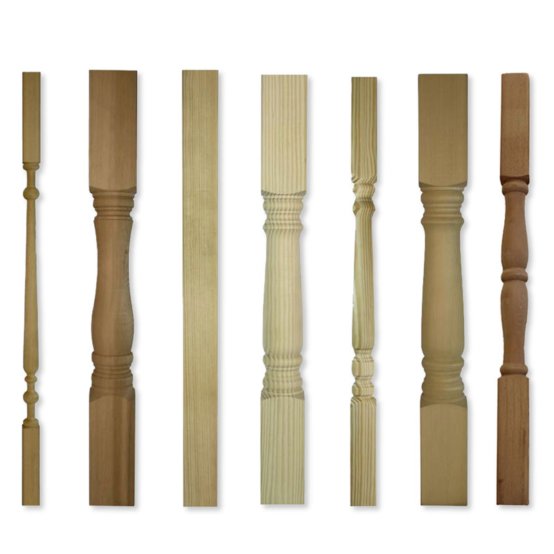 S&L Wooden Spindles