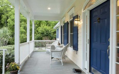 How to Choose Wood Porch Columns For Your Home