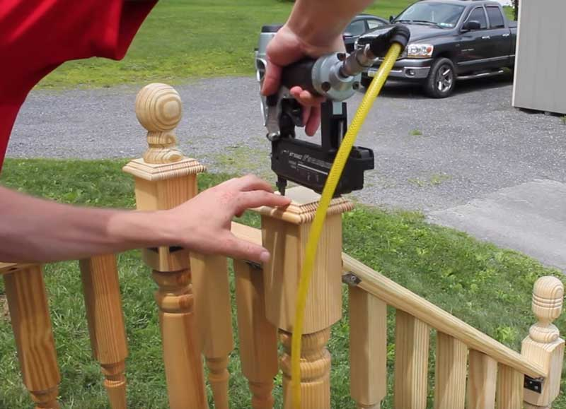 How to install Post Caps and Finials