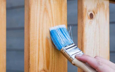 Why Deck Railing Paint Fails (and How to Prevent It)