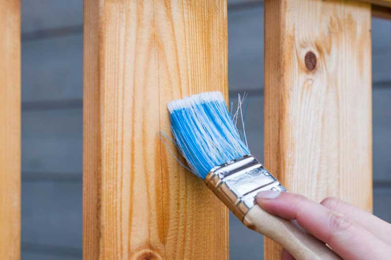 how to paint and maintain your products