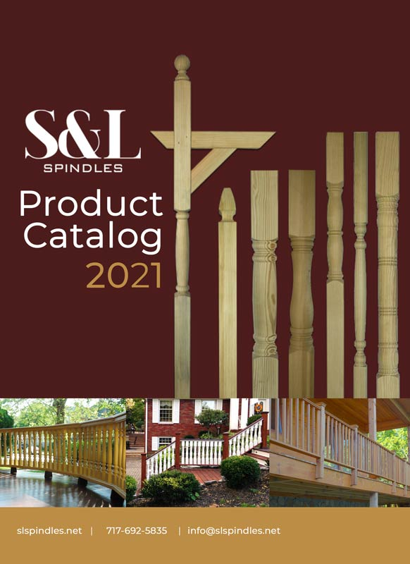 S&L Spindles - Product Catalog
